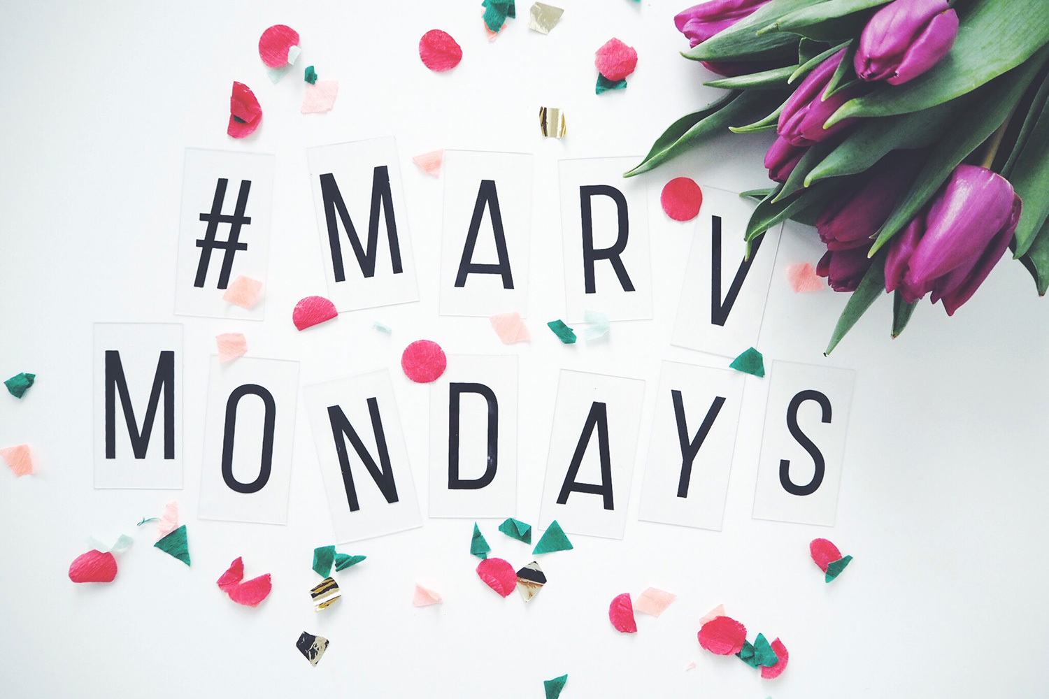 May Your Mondays Be Marvellous #57 - New parenting & lifestyle blogger linky