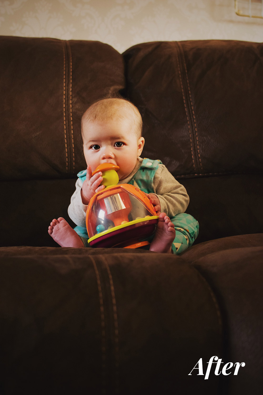 How to take good photos in crap lighting - photography tips and tricks for taking photos indoors of kids