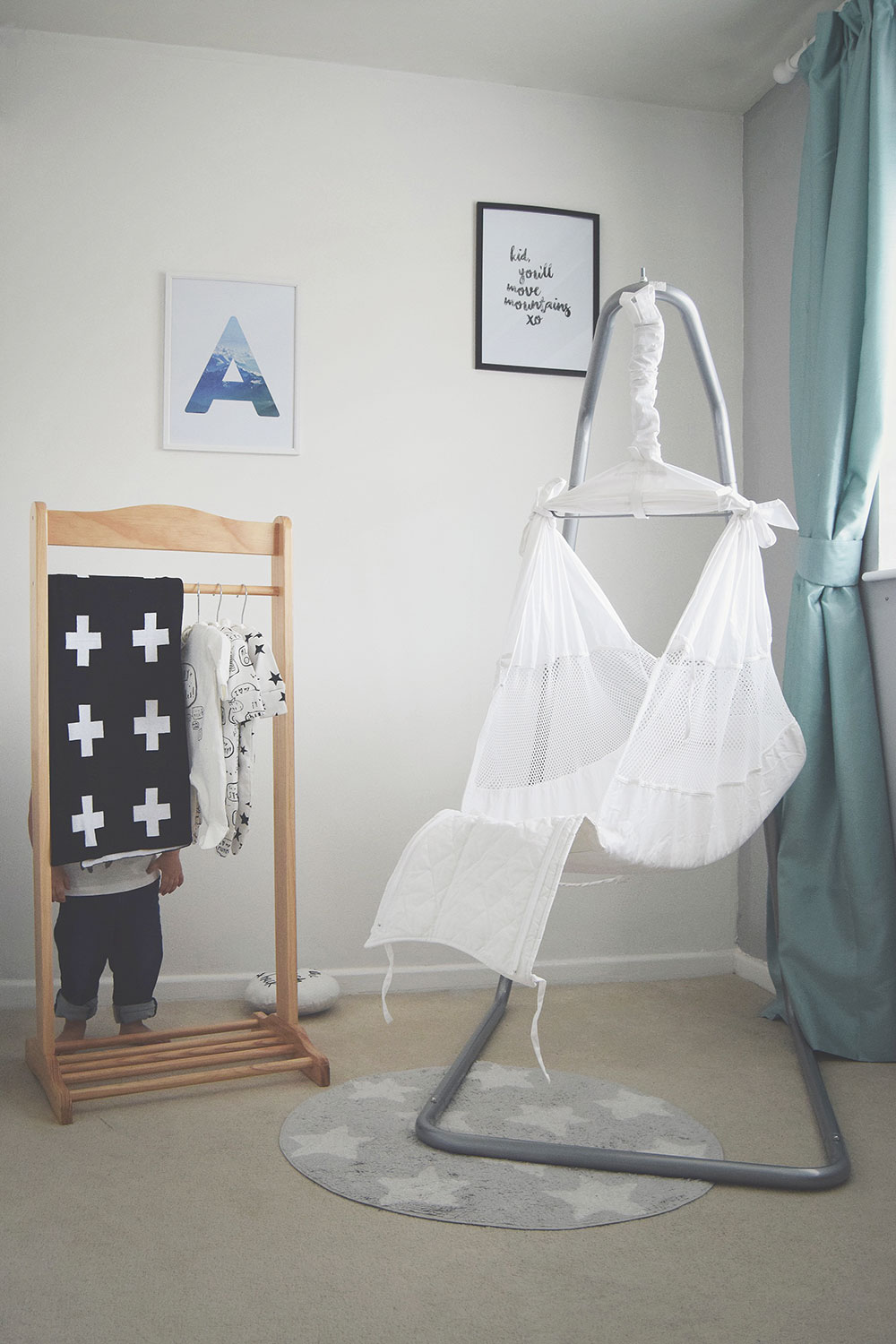 Baby crib hammock - Poco Baby Hammock Our First Impressions Alternative To Baby Crib For Night And